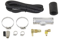 Connector Kit for DeeZee Truck Bed Auxiliary Tank - Later Model Chevy/GMC, Dodge, and Ford
