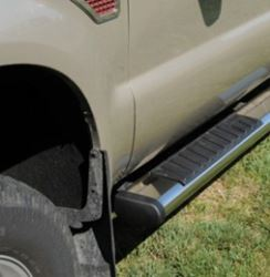 DeeZee 2013 Ram 2500 Nerf Bars - Running Boards