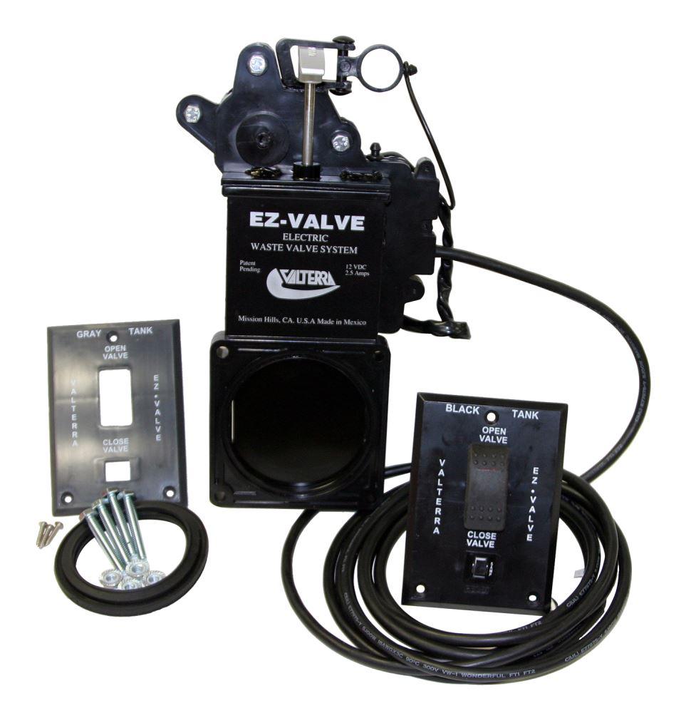 Valterra Ez Valve Electric Waste Valve System 3