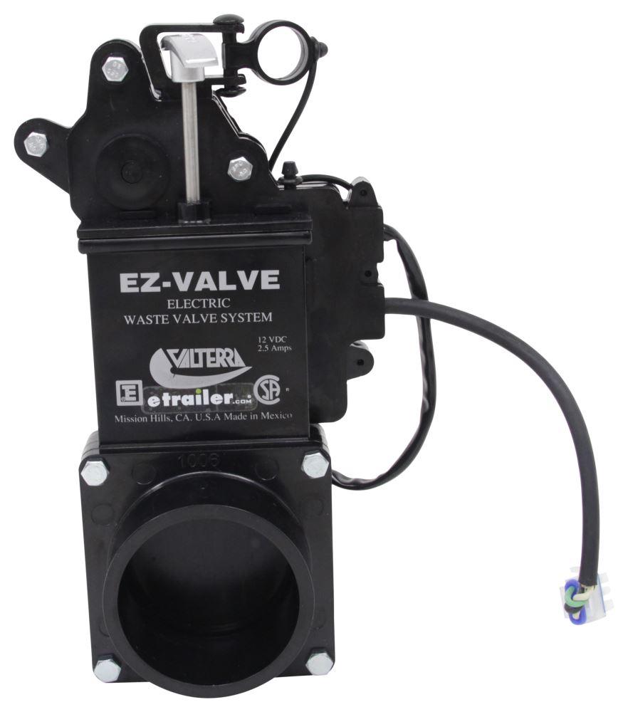 Valterra Ez Valve Electric Waste Valve For Rv Black Water