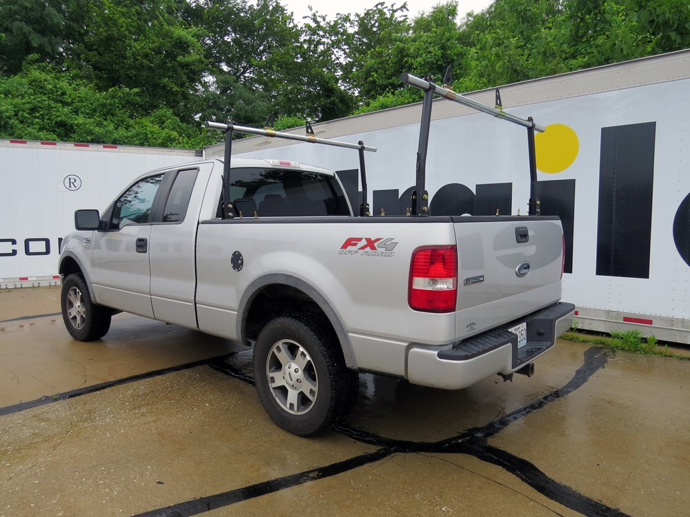 nissan frontier erickson truck bed ladder rack w load. Black Bedroom Furniture Sets. Home Design Ideas