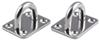 Erickson Stainless Steel Truck or Trailer Anchor (2 Pack) - 1,200 lbs