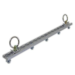 "Erickson O-Track Tie Down Anchors - 18"" Long - Straight Pull: 733 lbs - Side Pull: 583 lbs"