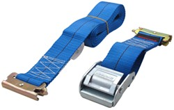"Erickson E-Track Strap with Cam Lock Buckle - 2"" Wide x 10' Long - 833 lbs"