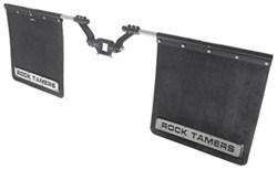 Rock Tamers 2008 Chevrolet Express Van Mud Flaps