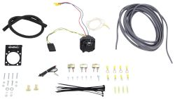 Universal Installation Kit for Trailer Brake Controller - 6-Way and 4-Way Flat - 10 Gauge Wires