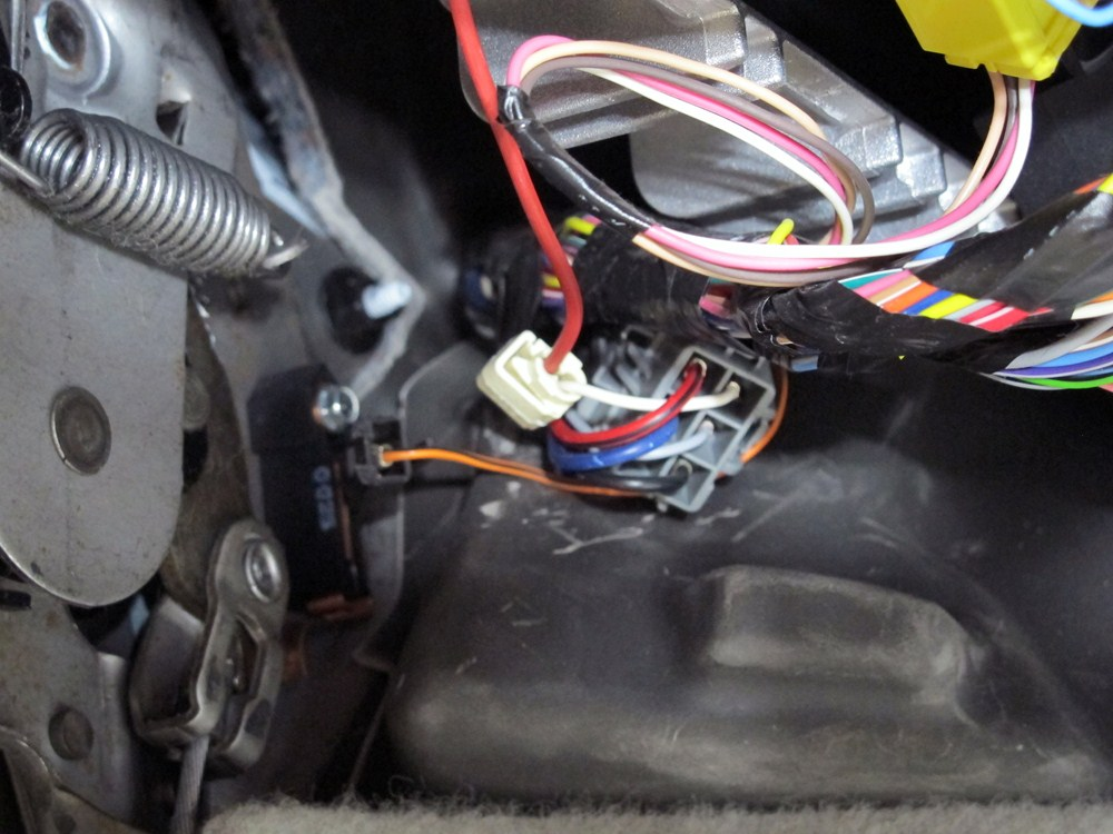 Brake Controller Installation >> 2011 GMC Acadia Universal Installation Kit for Trailer