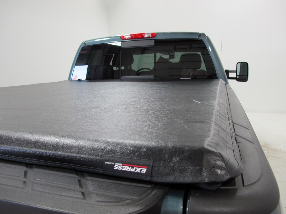 Extang Express Soft Tonneau Cover Velcro Roll Up
