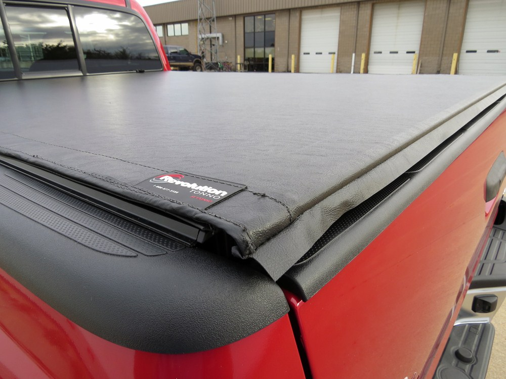 Toyota Tacoma 1999 >> Extang Revolution Soft Tonneau Cover - Automatic Latching - Roll Up - Vinyl Extang Tonneau ...
