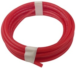 "Firestone 1/4"" Air Line Tubing - 18' Long, Red"