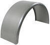 "Single Axle Trailer Fender - 16 Gauge Steel - 14"" to 15"" Wheels - Qty 1"