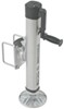 "Fulton F2 Swing-Up Jack w/ Pivoting Footplate - 4""-5"" Frames, Sidewind, Bolt On - 2,000 lb"