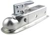 Straight Tongue Trailer Coupler Fulton