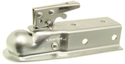 Fulton Fas-Lok <strong>Coupler</strong>, 2&quot; Ball, 2-1/2&quot; Channel - 3,500 lbs - F222500301