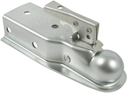 "Fulton Fas-Lok Coupler, 2"" Ball, 3"" Channel - 3,500 lbs"