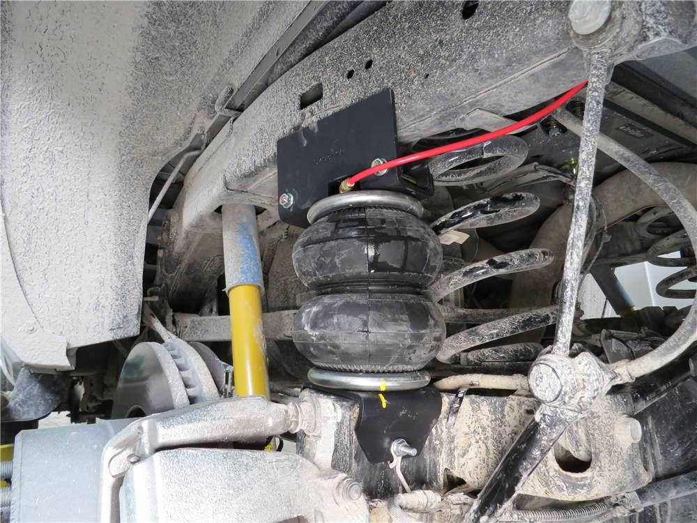2015 Ram 2500 Vehicle Suspension Firestone