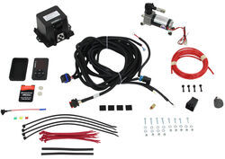 Air Command F3 Compressor System w/ Wireless Remote and Light Duty Compressor - Dual Path
