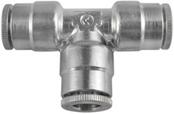 "Firestone Union Tee for 1/4"" Tubing"