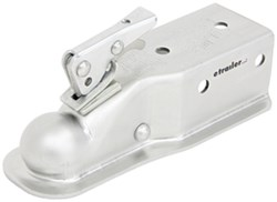 Fulton Fast-Lok <strong>Coupler</strong> -  2&quot; Ball -  3&quot; Channel - 6,000 lbs - F346000301