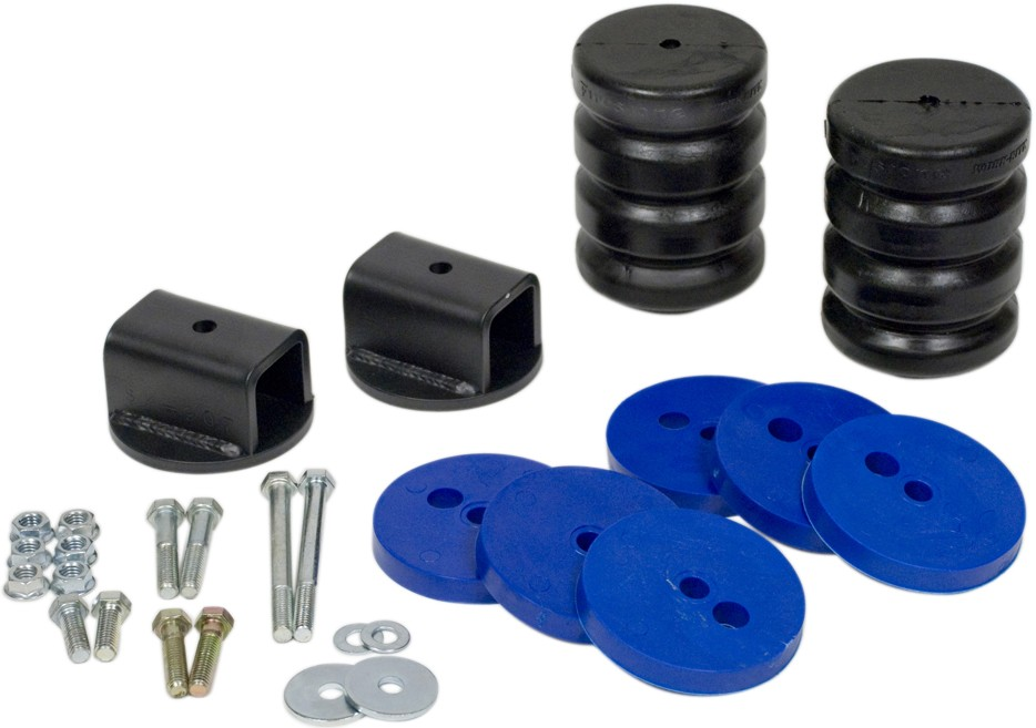 work rite helper springs Load assist spring features ride-rite work-rite level-rite air helper springs ram air conversion system level 4 if you own a ram 1500 (2009-2014) with rear coil spring suspension, you may have noticed that when your truck is fully.