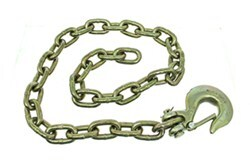Safety Chain with Clevis Hook - 18,800 lbs - 42""