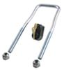 Fulton Economy Spare Tire Carrier with Wheel Nut Lock