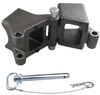 "Fulton Fold-Away Coupler Hinge Kit for 3"" x 4"" Trailer Tongue - Weld On - Up to 7,500 lbs"
