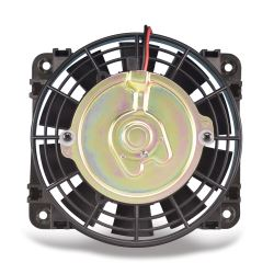 "Flex-a-lite 6-1/2"" Auxiliary Electric Fan - Reversible - 340 CFM"