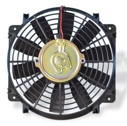 "Flex-a-lite 10"" Auxiliary Electric Fan - Reversible - 800 CFM"