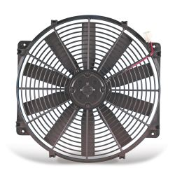 "Flex-a-lite 16"" LoBoy Electric Radiator Fan - Puller - 2,500 CFM"