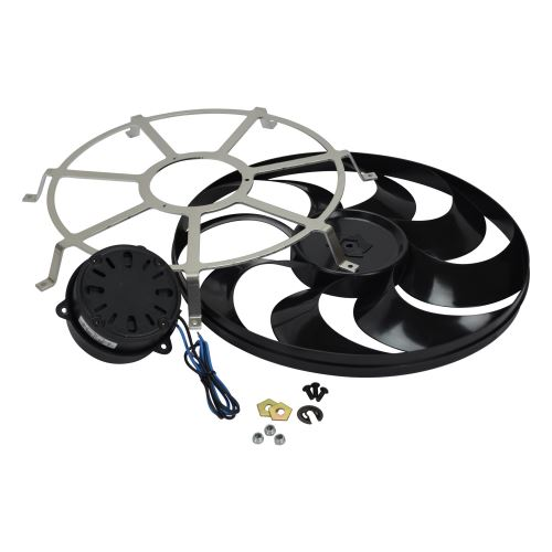 Flex A Lite Electric Fan Blade Kit With Spider Motor Mount