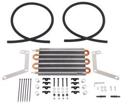 Flex-a-lite Translife Direct Fit Transmission Cooler - Tube and Fin - Barbed Fitting - Class III