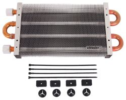 "Flex-a-lite Heavy Duty Transmission Cooler - 7"" x 15"""