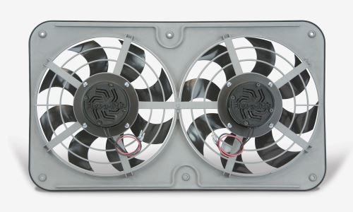 Flex A Lite Dual 12 1 8 Quot Xtreme S Blade Electric Fan W