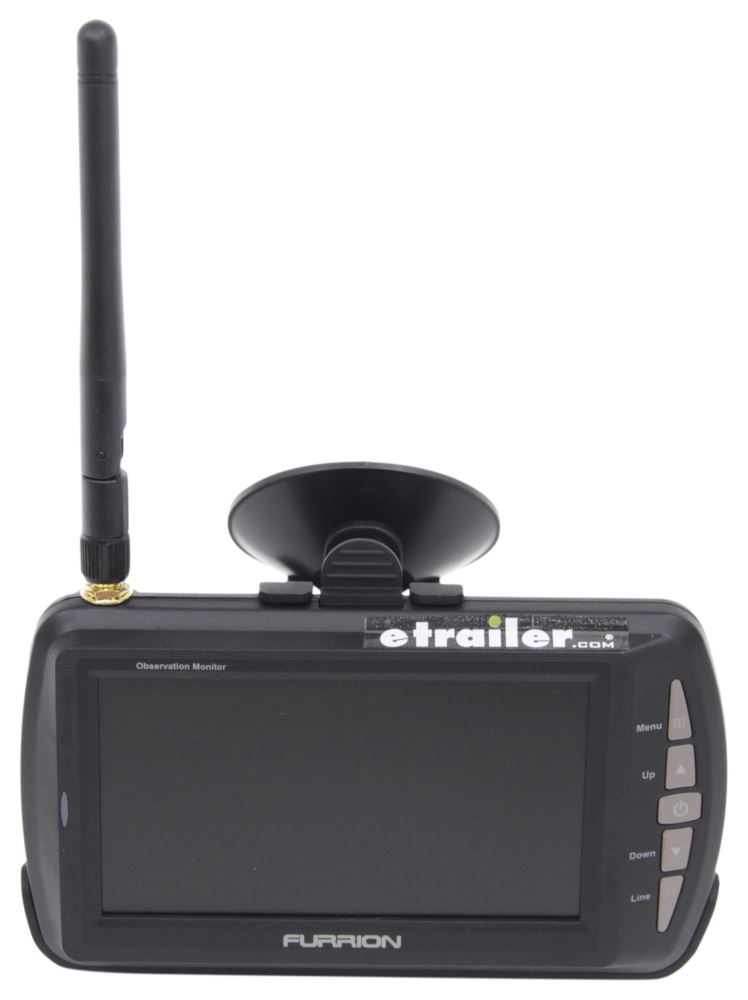 Furrion Digital Wireless Observation System W Color Lcd