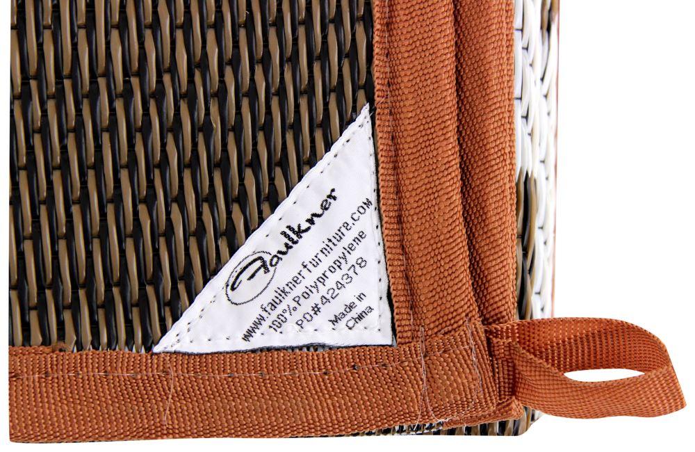 Faulkner Rv Mat Sahara Brown 9 X 12 Faulkner Patio