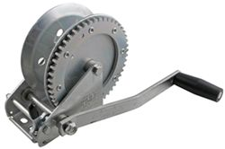 "Fulton Single Speed Winch - 10"" Long Handle - 1,800 lbs"