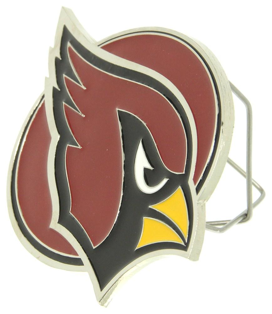 Arizona Cardinals Team Plastic Hitch Cover