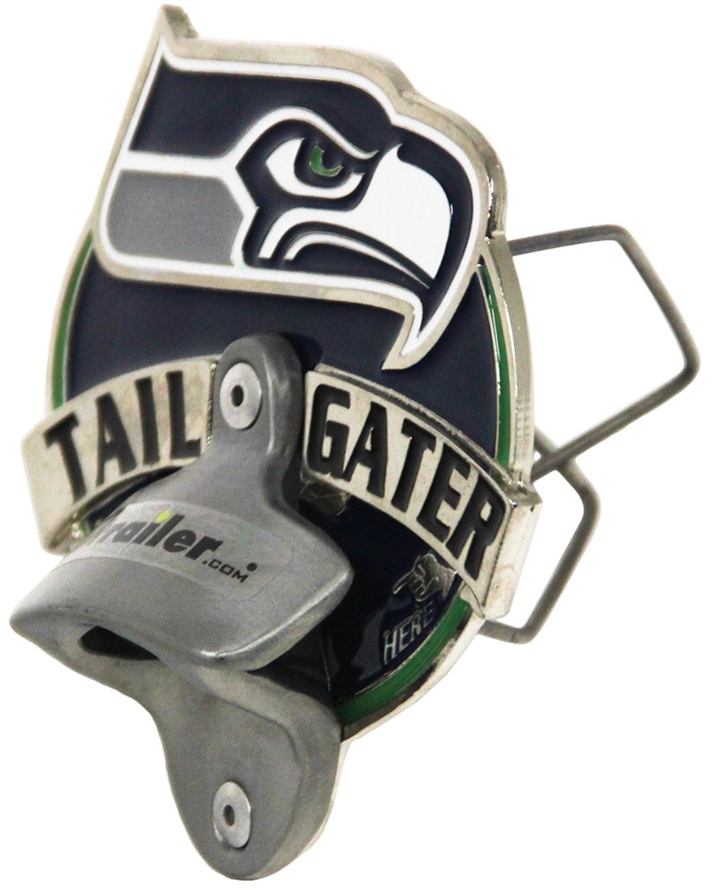 subaru forester seattle seahawks nfl tailgater hitch cover with bottle opener 2 hitches. Black Bedroom Furniture Sets. Home Design Ideas