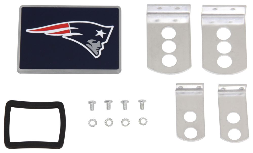 New England Patriots Logo Oval Fixed 2