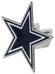 Dallas Cowboys NFL Star Logo Trailer Hitch Receiver Cover