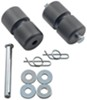 Replacement Roller Assembly Kit for Gorilla Lift Utility Trailer Tailgate Lift Assist