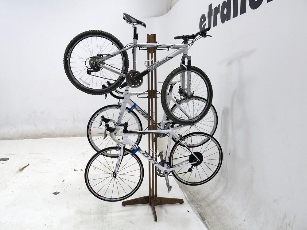 gear up extra bike kit oakrak floor to ceiling or. Black Bedroom Furniture Sets. Home Design Ideas