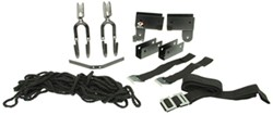 Gear Up Deluxe Hoist System with Accessory Straps - Up and Away - 100 lbs
