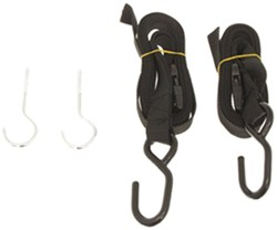 Gear Up Hang 1 - Deluxe Kayak Strap Storage System - 1 Kayak - 50 lbs