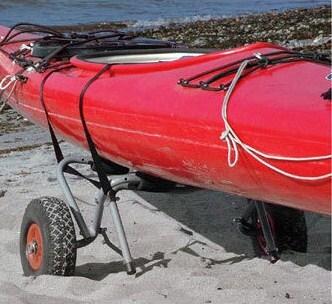 Gear Up Extreme Hd Kayak Cart 1 Kayak Or Boat 200 Lbs