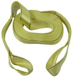 "Draw-Tite Recovery Strap w/ Loop Ends - 2"" x 20' - 5,667 lbs"