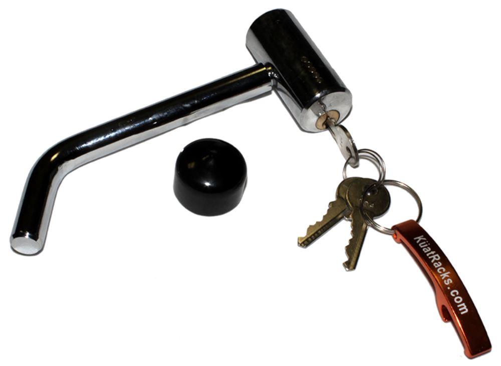 Kuat Bike Rack Hitch Lock For 2 Quot Racks Kuat Locks H101