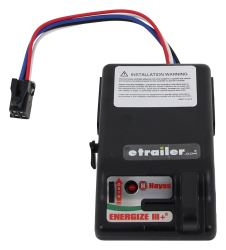 Hayes-Lemmerz Energize III+ Electric Trailer Brake Controller - Proportional