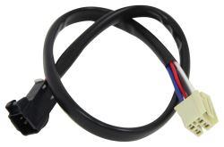 Custom Wiring Adapter for Hayes ke Controllers - Dual Plug on